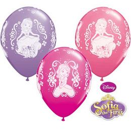 11 inch-es Disney Sofia The First Special Assortment Lufi (6 db/csomag)