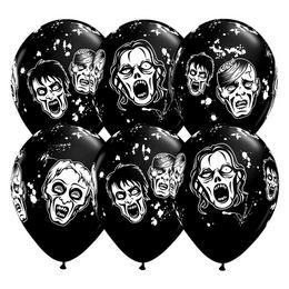 11 inch-es Zombies - Zombik Special Assortment Lufi Halloweenre (6 db/csomag)
