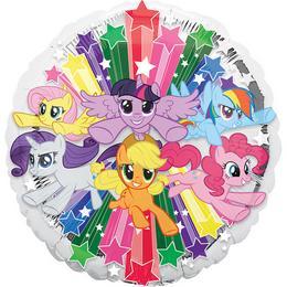 17 inch-es My Little Pony - Én Kicsi Pónim Fólia Lufi