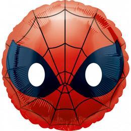 17 inch-es Pókember - Spider-Man Emoticon Fólia Lufi