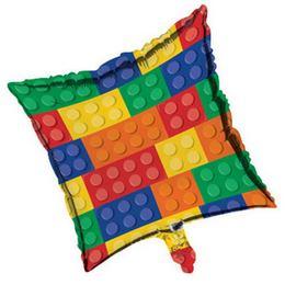 18 inch-es Block Party - Lego Fólia Lufi