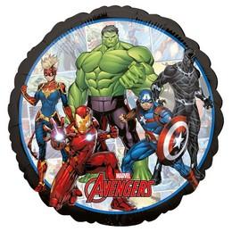 18 inch-es Bosszúállók - Marvel Avengers Power Unite Fólia Lufi
