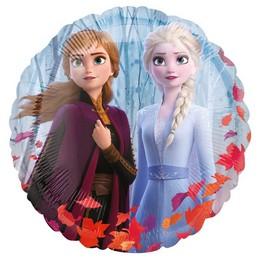 18 inch-es Jégvarázs 2 - Frozen 2 Fólia Lufi
