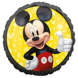 18 inch-es Mikiegér - Mickey Mouse Forever Fólia Lufi
