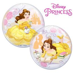 22 inch-es Disney Princess Belle Bubbles Lufi