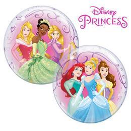22 inch-es Disney Princesses - Hercegnők Bubbles Lufi