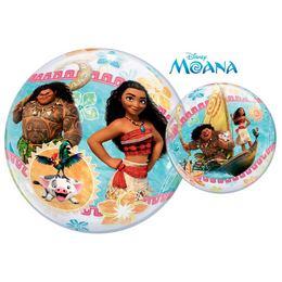 22 inch-es Vaiana (Moana) Disney Bubble Lufi