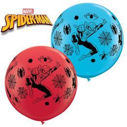 3 feet-es Disney Spider Man-a-rnd Lufi (2 db/csomag)