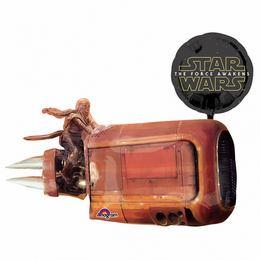 35 inch-es Star Wars The Force Awakens Rey's Speeder Fólia Lufi