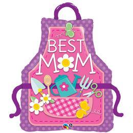 41 inch-es Best Mom Anyák Napi Fólia Lufi
