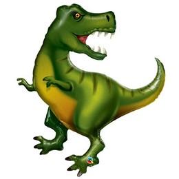42 inch-es Tyrannosaurus Fólia Lufi