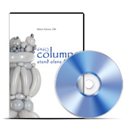 646Q Columns - Stand Alone Designs DVD