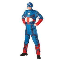 Amerika Kapitány - Captain America Felnőtt Jelmez