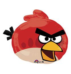 Angry Birds - Piros Madár Super Shape Fólia Lufi