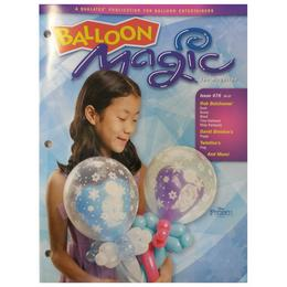 Balloon Magic - Haladó Lufitekerő Szakmai Magazin 78. szám