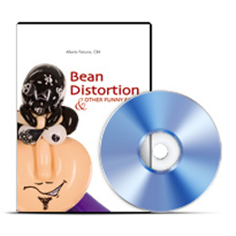 Bean Distortion - And Other Funny Faces DVD