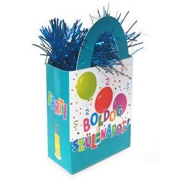 Boldog Szülinapot Jamboree Ajándéktasak Léggömbsúly - 120 gramm