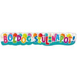 Boldog Szülinapot! Jamboree Banner - 148 cm x 27 cm
