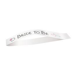 Bride To Be Gyűrűs Vállszalag Lánybúcsúra
