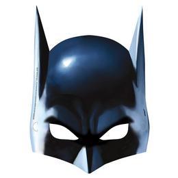 Batman Karton Maszk - 8 db-os
