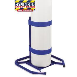 Cilinder Safety Stand with 2 Velcro Belts