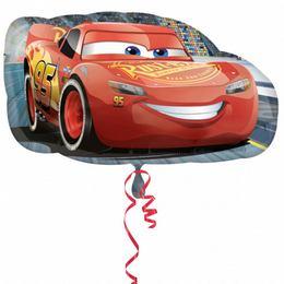 Cars - Verdák McQueen Super Shape Fólia Lufi