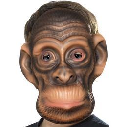 Csimpánz Maszk Gyerekeknek