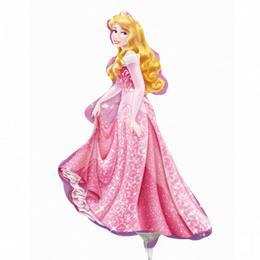 Csipkerózsika - Disney Princess Sleeping Beauty - Mini Shape Fólia Lufi (5 db/csomag)