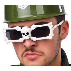 Csontváz Szemüveg Halloween-ra