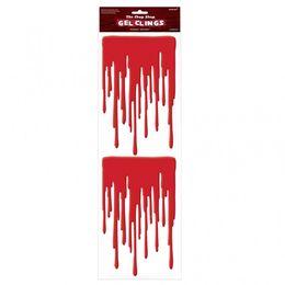Csöpögő Vér Szilikon Dekoráció - 2 db-os