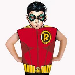 DC Comic - Robin Jelmez Kiegészítő Szett, 3-6 Éveseknek
