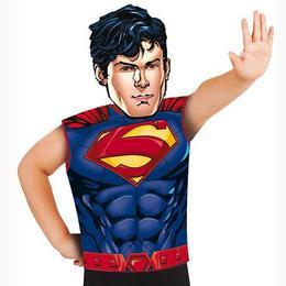 DC Comic - Superman Jelmez Kiegészítő Szett, 3-6 Éveseknek