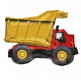 Dump Truck - Teherautó Super Shape Fólia Lufi
