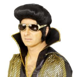 Arany Elvis Szemüveg