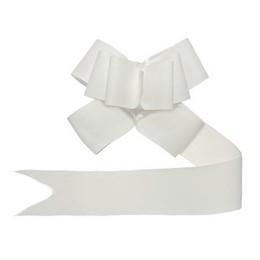 Fehér Óriás Gyorsmasni - 5 cm széles, 10 db-os