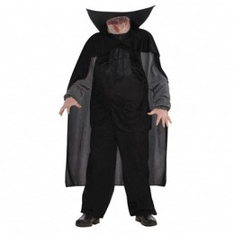 Fejetlen Lovas Jelmez Halloween-re - M/L-es