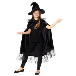 Fekete Boszorkány Szett Lányoknak