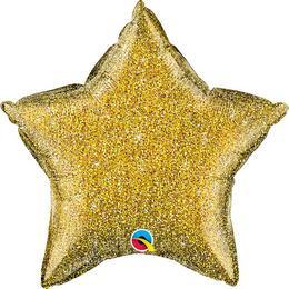 Csillag Fólia Lufi