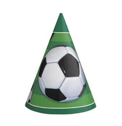 3-D Soccer - Foci Parti Kalap - 8 db-os
