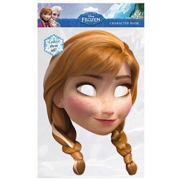 Frozen - Jégvarázs - Anna Karton Maszk