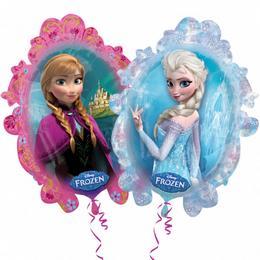 Frozen - Jégvarázs Super Shape Lufi