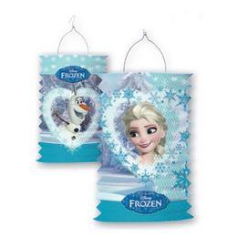 Frozen - Jégvarázs Parti Henger Lampion