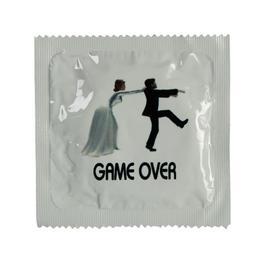 Game Over - Vicces Óvszer Legénybúcsúra