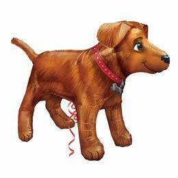 Golden Dog - Kutya Super Shape Fólia Lufi