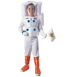 Űrhajós Jelmez Gyerekeknek, M-es
