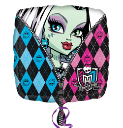 18 inch-es Monster High Fólia Lufi
