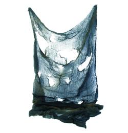 Hátborzongató Halloween Textília