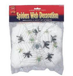 Pókhálók, Pókok