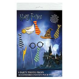 Harry Potter Kiegészítő Szett Fotózáshoz - 8 db-os