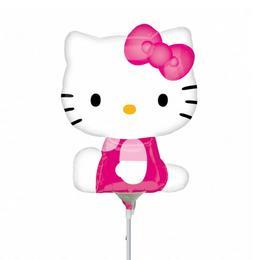 Hello Kitty Mini Shape Fólia Lufi (5 db/csomag)